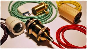 casquillos y cables colores parchis OK