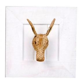 cuadro-cabeza-de-burro-40x40cm