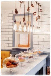 bombillas filamento cafeteria