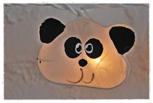 oso panda iluminoteca
