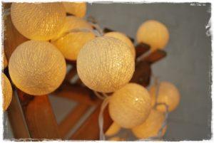 guirnalda beige algodon iluminoteca