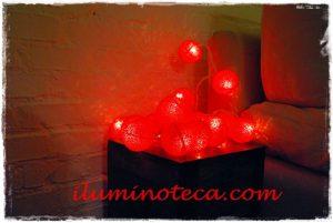 guirnaldas rojas iluminoteca