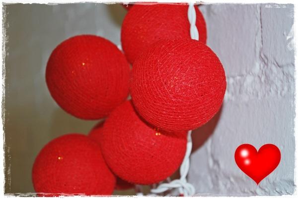 guirnaldas rojas