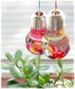 bombillas reciclar botones