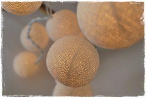 guirnalda luces bolas algodon blancas iluminoteca